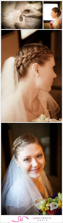 Michele & Jared - Vesica Piscis Chapel - Simply White Photo